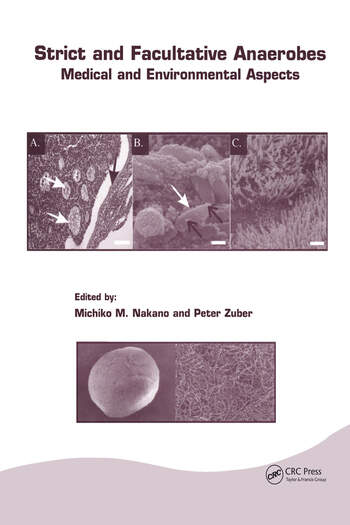 Strict and Facultative Anaerobes Medical and Environmental Aspects book cover