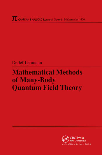 Mathematical Methods of Many-Body Quantum Field Theory book cover