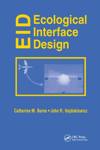 Ecological Interface Design book cover