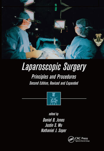 Laparoscopic Surgery Principles and Procedures, Second Edition, Revised and Expanded book cover