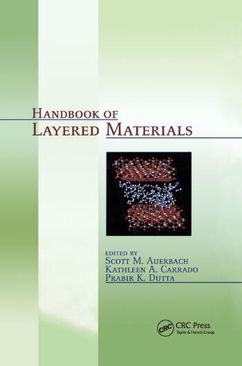 Handbook of Layered Materials book cover