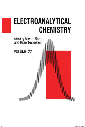 Electroanalytical Chemistry A Series of Advances: Volume 22 book cover