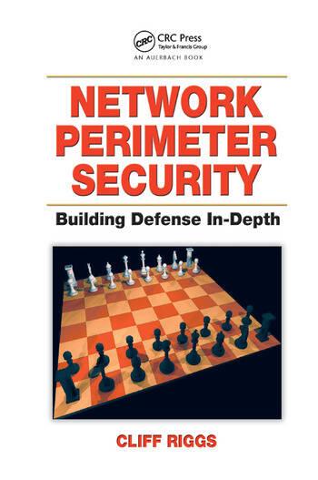 Network Perimeter Security Building Defense In-Depth book cover