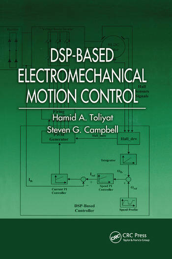 DSP-Based Electromechanical Motion Control book cover