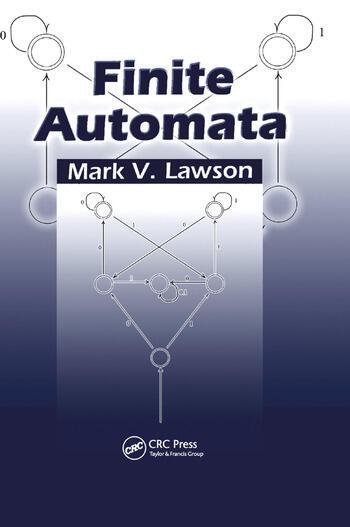Finite Automata book cover