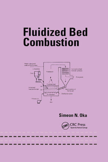 Fluidized Bed Combustion book cover