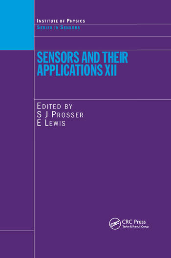 Sensors and Their Applications XII book cover