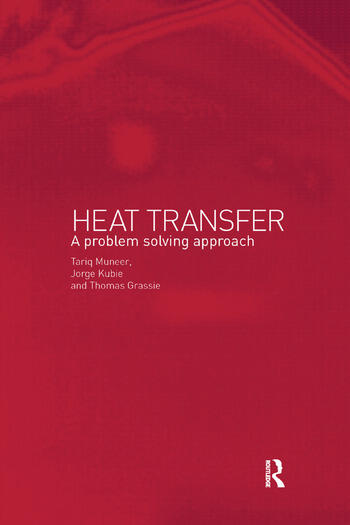 Heat Transfer A Problem Solving Approach book cover