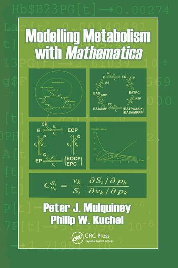 Modelling Metabolism with Mathematica book cover