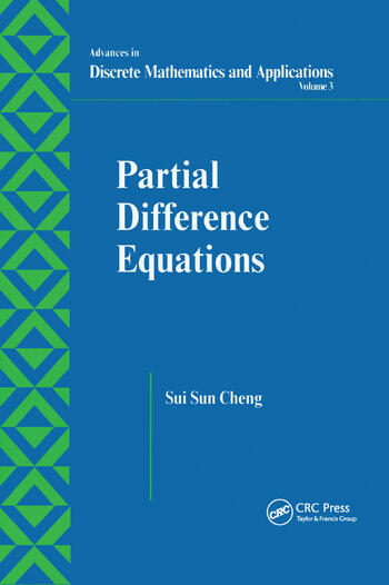 Partial Difference Equations book cover