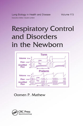 Respiratory Control and Disorders in the Newborn book cover