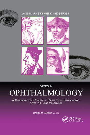 Dates in Ophthalmology book cover