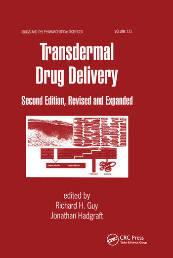 Transdermal Drug Delivery Systems Revised and Expanded book cover