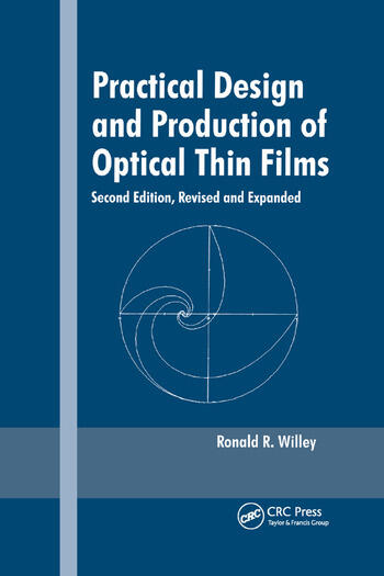 Practical Design and Production of Optical Thin Films book cover