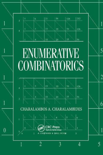 Enumerative Combinatorics book cover