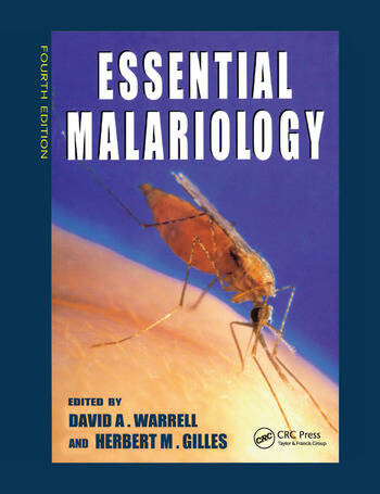 Essential Malariology, 4Ed book cover