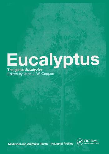 Eucalyptus The Genus Eucalyptus book cover