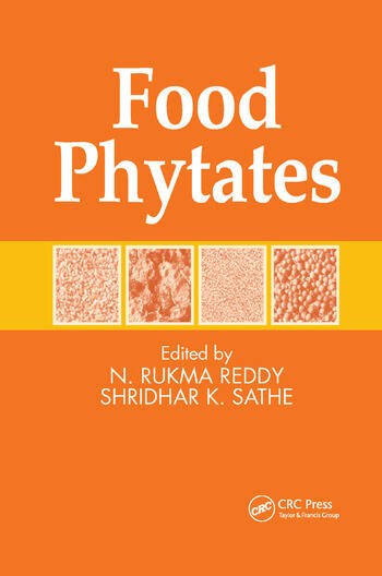 Food Phytates book cover