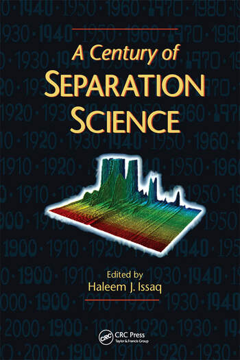 A Century of Separation Science book cover