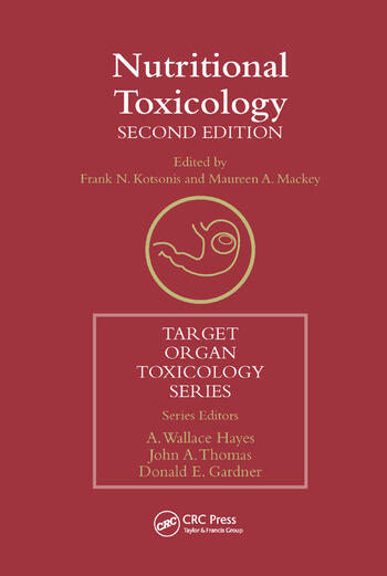 Nutritional Toxicology book cover