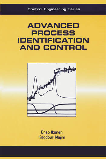 Advanced Process Identification and Control book cover