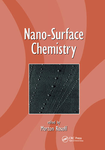 Nano-Surface Chemistry book cover