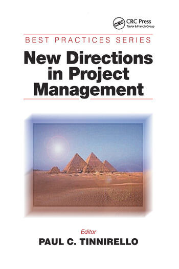 New Directions in Project Management book cover