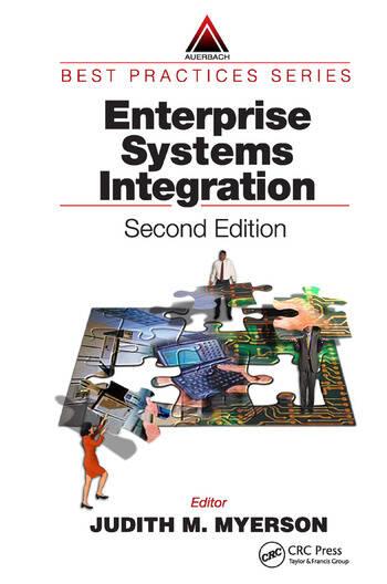 Enterprise Systems Integration book cover