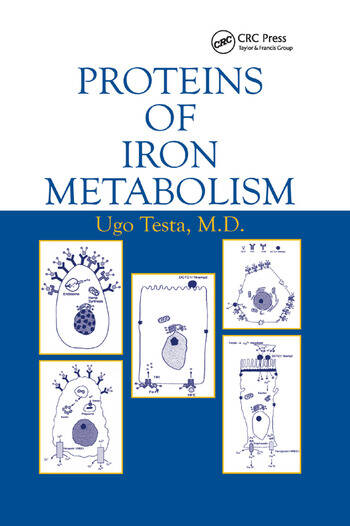 Proteins of Iron Metabolism book cover