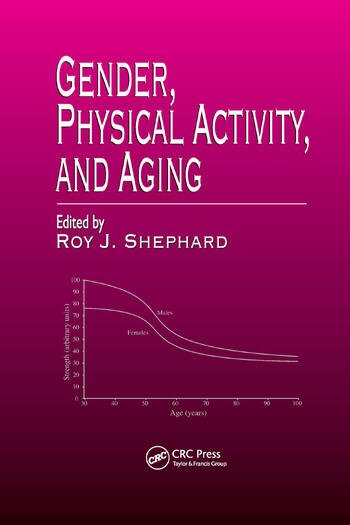 Gender, Physical Activity, and Aging book cover
