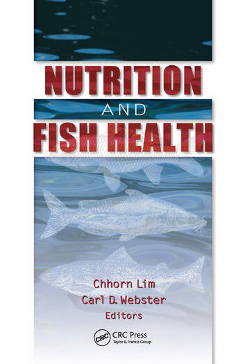 Nutrition and Fish Health book cover