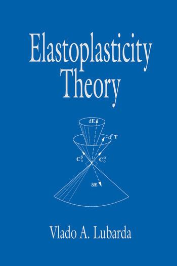 Elastoplasticity Theory book cover