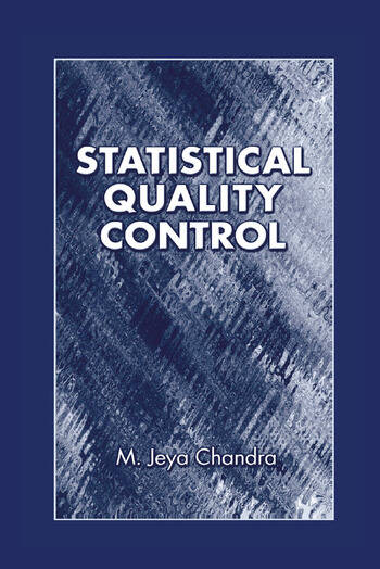 Statistical Quality Control book cover