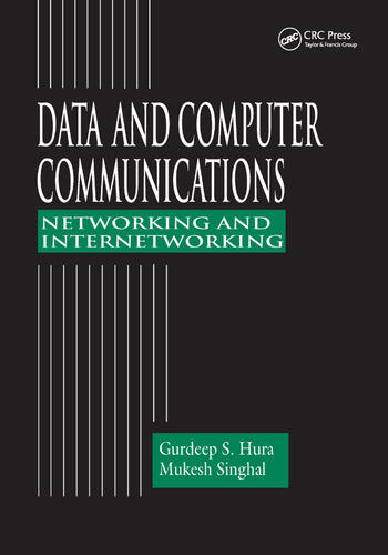 Data and Computer Communications Networking and Internetworking book cover