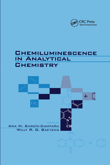 Chemiluminescence in Analytical Chemistry book cover