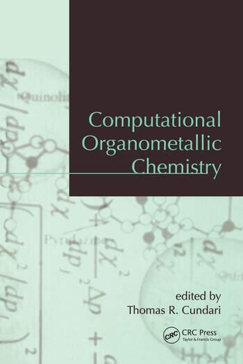 Computational Organometallic Chemistry book cover
