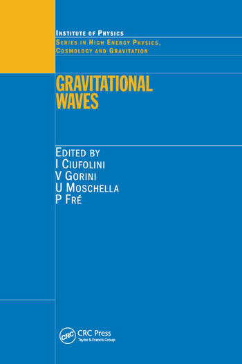 Gravitational Waves book cover