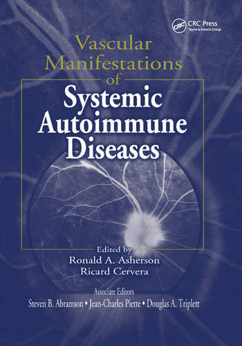 Vascular Manifestations of Systemic Autoimmune Diseases book cover