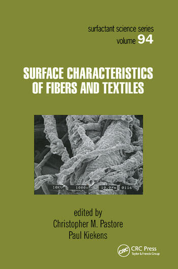 Surface Characteristics of Fibers and Textiles book cover