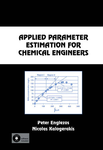 Applied Parameter Estimation for Chemical Engineers book cover