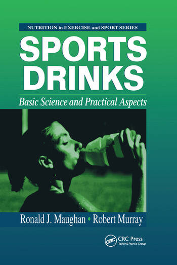 Sports Drinks Basic Science and Practical Aspects book cover
