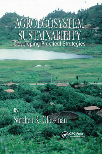 Agroecosystem Sustainability Developing Practical Strategies book cover