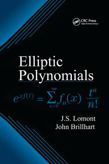 Elliptic Polynomials book cover