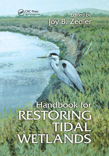Handbook for Restoring Tidal Wetlands book cover
