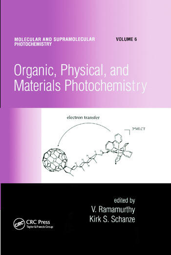 Organic, Physical, and Materials Photochemistry book cover