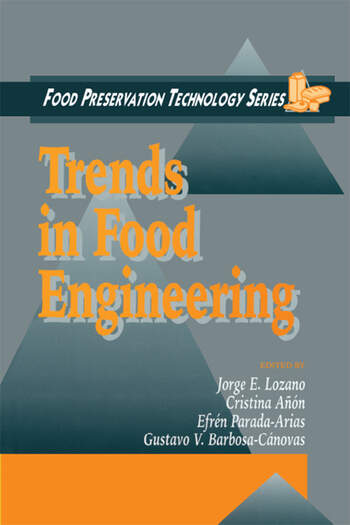 Trends in Food Engineering book cover