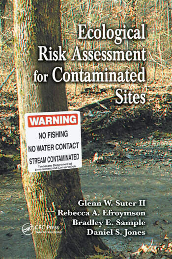 Ecological Risk Assessment for Contaminated Sites book cover