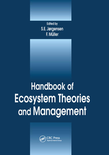Handbook of Ecosystem Theories and Management book cover