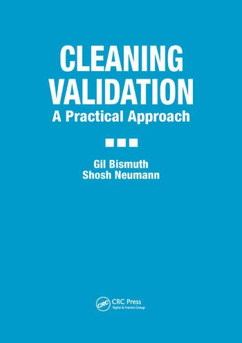 Cleaning Validation A Practical Approach book cover