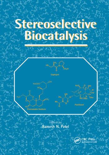 Stereoselective Biocatalysis book cover